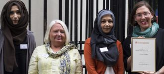 Everyday Muslim award winners  | Lauren Golding