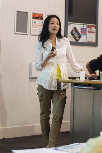 Chungwen Li British Chinese Workforce Heritage Project | Lauren Golding