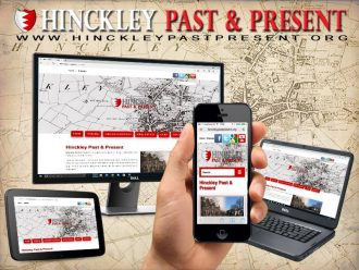 Hinckley Past & Present has been designed to be viewed on a PC, Laptop, Tablet and Smartphone. | Graham Day