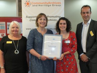 Morecambe Bay Partnership (Oral History Volunteers winner of the Most Inspiring Community Archive