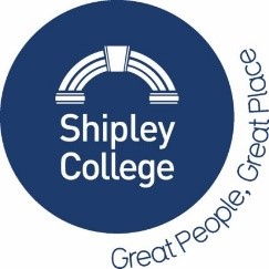 Shipley college logo, which hostes Saltaire Collection | Shipley college