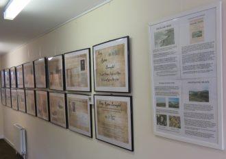 Corridor Viewing Gallery