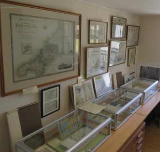 Cornish Research Room