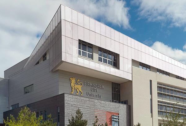 Exterior of Parkside building at Birmingham City University   Birmingham Centre for Media & Cultural Research
