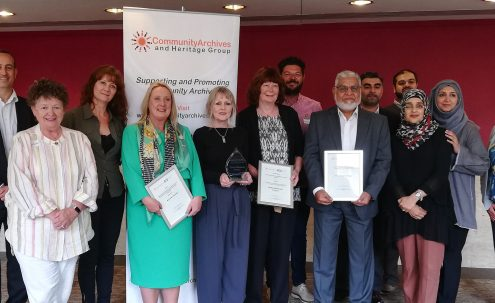 Cornwall-based 'Maker Memories' project wins 2019 Community Archives award