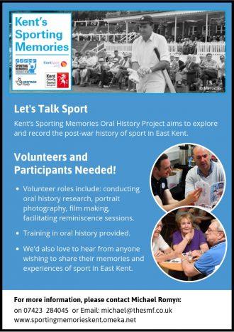 Kent's Sporting Memories