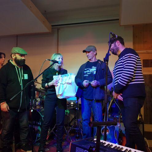 Maker Memories 2019 award celebration. | Image courtesy of Lauren Alice Golding