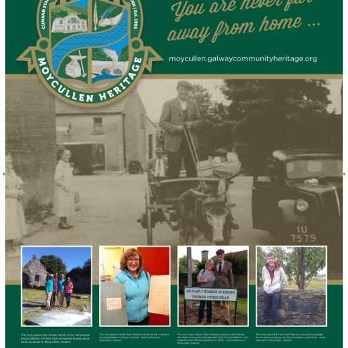 Moycullen Heritage 2019 poster