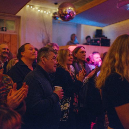 Maker Memories 2019 award celebration. | Image courtesy of Dom Moore