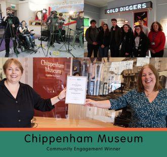 Chippenham Museum. Community Engagement Winner, 2020