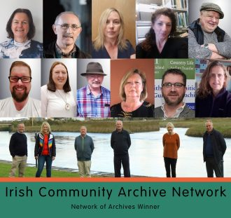 Irish Community Archives Network. Network of Archives Winner, 2020