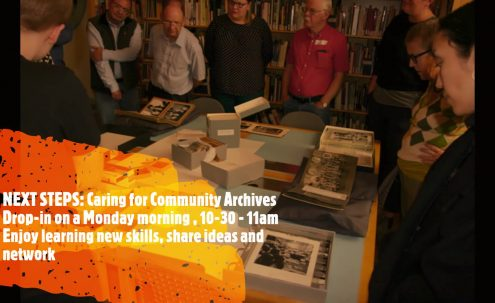 NEXT STEPS: Caring for Community Archives