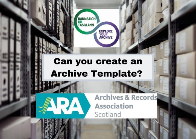 Can You Create an Archive Template?