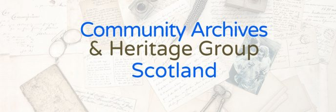 Community Archives & Heritage Groups Scotland (CAHG Scotland)